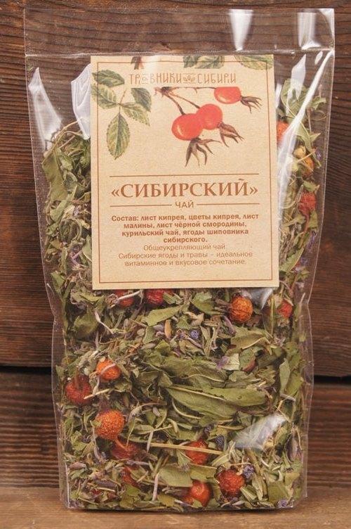 Чай сибирский 50 гр. пакет