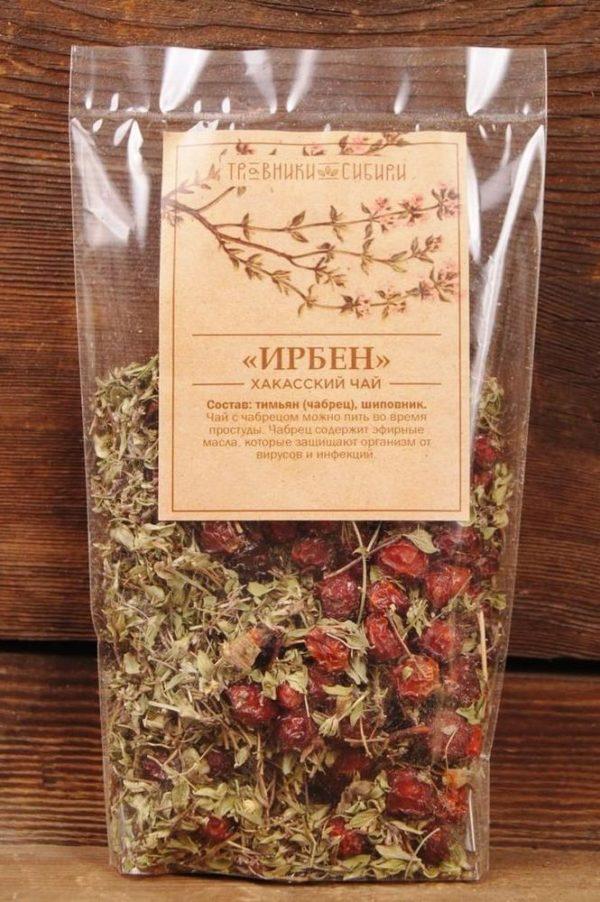 Хакасский Чай Ирбен