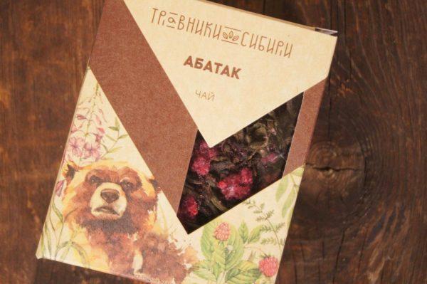 Подарочный чай Абатак