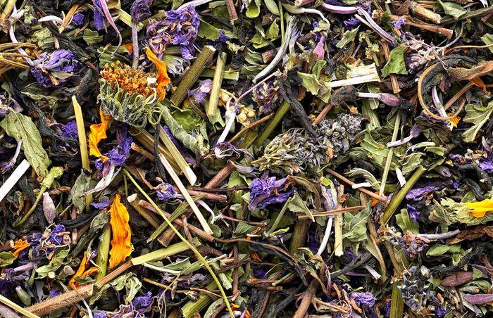 Чай цветочный сон